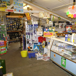 Image of store interior