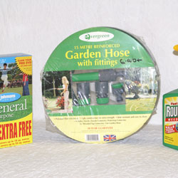 Image of Gardening products