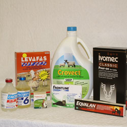 Image of Animal Health products